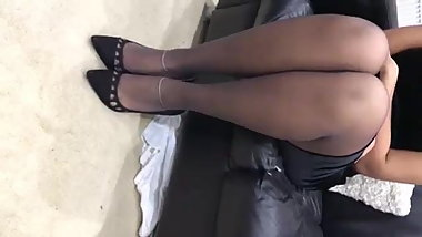 Sexy Indian feet