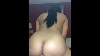 Sitting on his face - Indianapolis BBW