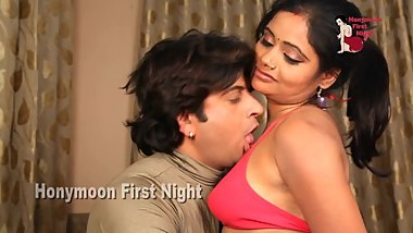 Hot desi shortfilm 423- boobs squeezed, neck lick, boob lick, press, smooch