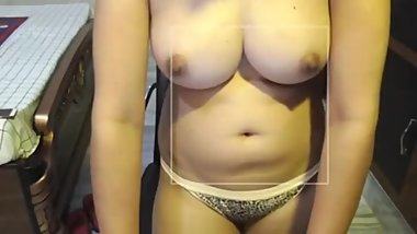Indian Girl on Webcam