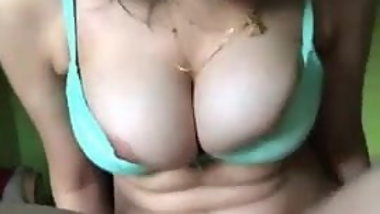 Indian hot girl fucked in home by her bf