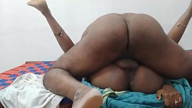 Horny Hot sexy dhanam cheating bhabhi getting fucking husband friend
