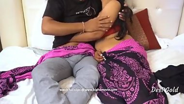 hot indian aunty fucking to boyfriend