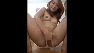 Sweet assamese babe squirting for my dick