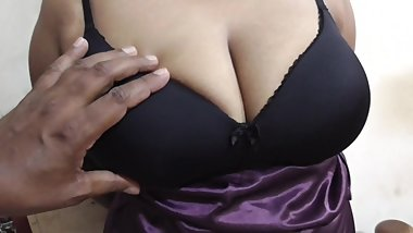 Hot Indian Neighbours Wife Creampie Fuck