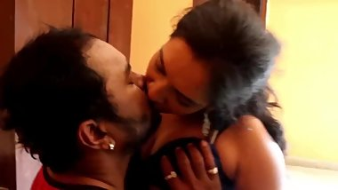 Hot desi shortfilm 143 - Jyoti Mishra boobs squeezed hard, kissed & smooch