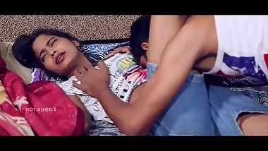 Hot desi shortfilm 271 - Boobs grabbed, pressed & kissed, navel kiss