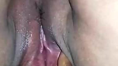 BBW malay fingered by Indian