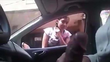 Car Dick Flash-Girl dint move.mp4