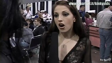 Jenna Haze is HILARIOUS wants Anal from My Microphone
