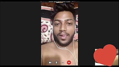 Indian Tamil Handsome Straight Guy Jerking Hard