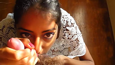 Sexy Indian Blowjob