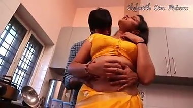 Indian mom surekha reddy with son friend sex