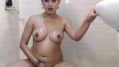Desi indian bath webcam