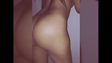 Sanyogita Ojha Desi Maal Twerk Ass Full Naked Indian Girl