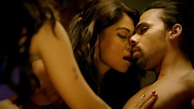 Netflix Actress Anangsha Biswas & Priyanka Bose in Hot Indian Threesome