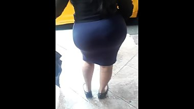 The Best Ass In NYC (The Indian Bhabhi) P2