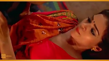 Megha GuptaHot Indian Soap Actress getting seduced