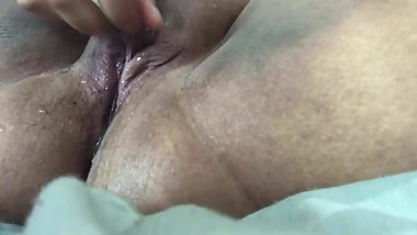 Ice Cube In Hot Wet Indian BBW Teen Cunt