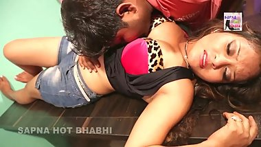 Hot desi shortfilm 43 - Big boobs kissed hard & squeezed, navel kiss licked
