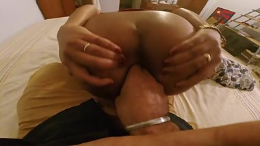 Indian Slave Anal Fisting