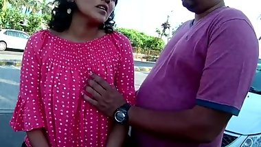 Indian girls boobs groped in public