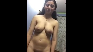 Indian WIfe Stripes on Cam