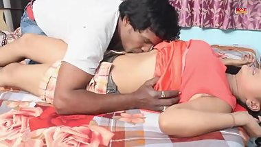 Hot desi shortfilm 202 - Cute girl boobs kissed, navel kissed hard, smooch