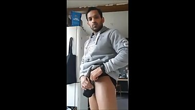 beautiful indian and pakistani men show and cum