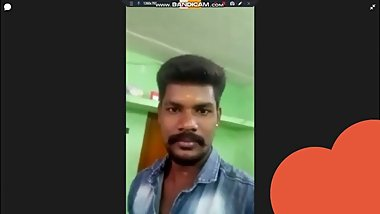 Indian Tamil Madurai Jallikattu Sports Player on cam- Full Vid Private only