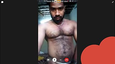 Indian Tamil Straight Gym Coach Fucking Hot Handjob and Cumshot - Private