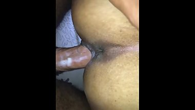 CLOSEUP doggystyle fucking an indian girl grippy pussy POV amateur homemade