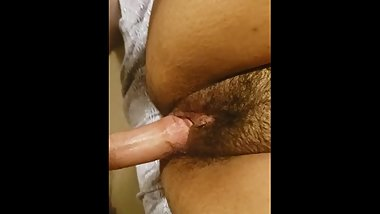Fucking My Hairy Indian Wife