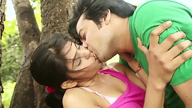 Hot desi shortfilm 45 - Tongue kiss, boob lick, navel lick, many smooches